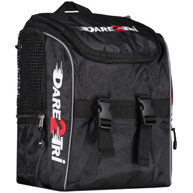 Dare2Tri Transition Rugzak 13L, black